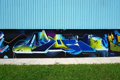 AMUSE 126 (drew*in*chicago) Tags: chicago 2018 street art artist paint painter tag mural graffiti