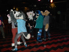 DSCN4530 (Yoru Tsukino) Tags: howl fursuit frusuiting furry nightclub party rave night furries dance toronto howltoronto