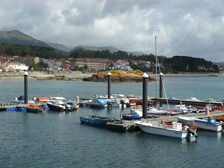Puerto de Palmeira-Riveira (A Coruña)