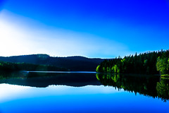 Imagine (evakongshavn) Tags: imagine bluetiful blue lake lakescape water waterscape reflections norway norge blahblahscape