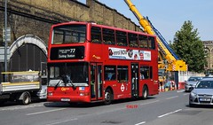 PVL418 Go-Ahead London (KLTP17) Tags: pvl418 goahead london 77 sw vauxhall lx54gzy bus plaxton president