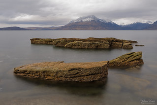 The Elgol Rocks