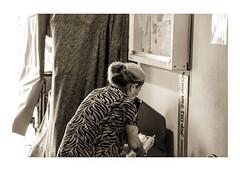 紀實攝影 阿嬤的背後藏著令人心酸的故事... (r3611496@kimo.com) Tags: photography nikond7100 documentary taiwan nikon good crazy cool 台灣 紀實 寫真 人文 55300mm