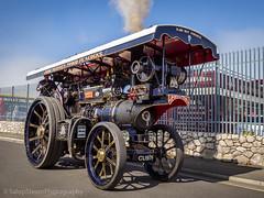 Llandudno Victorian Extravaganza 2018 (Ben Matthews1992) Tags: llandudno welsh wales victorian extravaganza steam traction engine show rally fowler showmans murphy r3 cu978 renown