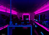 Into the Pink Neon (that_damn_duck) Tags: neon light lighting neonlighting spotlights store shop nikon pointofview