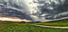 8R9A1181-84Ptzl2TBbLGER (ultravivid imaging) Tags: ultravividimaging ultra vivid imaging ultravivid colorful canon canon5dm3 clouds stormclouds sunsetclouds scenic sky rural farm fields landscape evening twilight lateafternoon vista road pennsylvania pa panoramic painterly