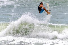D85_1854 (mylesfox) Tags: surfer surfing surf wave board sea ocean