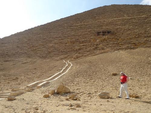 Red Pyramid, Dahshur