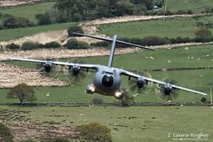 Mach loop North Wales (lauriehughes) Tags: lauriehughes lowleveljets loop machloop nikon