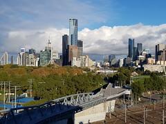 Melbourne city in May 2018, Victoria, Australia. (Michael J. Barritt) Tags: citystreets streetart melbourne city may 2018 victoria australia