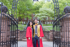 mary&naweed (50 of 101) (justinmay1) Tags: mary naweed grad graduation college rutgersuniversity rutgers collegeave yard