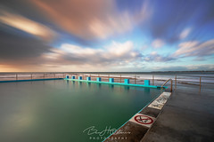 Woonona Ocean Pool (B3nny2099) Tags: ocean nisi longexposure