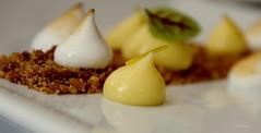 Jaune citron (Et si, et si ...) Tags: dessert restaurant couleur everybodywangchungtonight