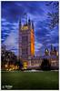 Westminster (PixelRange) Tags: nikond7000 pixelrange nikkor18300mm sanjaysaxena westminister palaceofwestminster london houseofparliament ukparliament parliament londonicon clouds architecture building grass bluesky nightshot light longexposure perpendiculargothicrevival