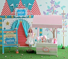 Diorama for the OOAk Contest - Portuguese Doll Convention 2018 (♥ Little Enchanted World ♥) Tags: portuguesedollconvention portuguesedollconvention2018 circus circustastic ooak contest diorama dioramacontest littleenchantedworld squishtish handmade handmadebyme cottoncandy admitone admitoneticket barbie barbieconvention cute style beauty miniatures props dollinsta dollstagram instadollinstadolls