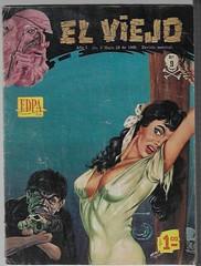 El Viejo 9 (Rare Comic Experts 43yrs of experience) Tags: quardinhos komickaziofficial braziliancomics igcomics spanishcomics mexicocomics mexicancomics cbcs cgc horror terror horrorcomics silveragecomics rarecomics vintagecomics