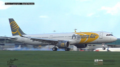 Primera Air Airbus A321neo OY-PAA First arrival at London Stansted Airport 26 April 2018 delivered to airline 17 April 2018 (bananamanuk79) Tags: planewatch pictures aviation airplane airport london flying flight runway air travel transport pilot avgeek airways takeoff departure flyer vehicle outdoor airliner jet jetliner airbus lovers flyers travelling holiday jumbo logo livery painted southend photos jets aircraft stansted stanstead boeing primera airbusa321neo a321neo newengineoption nextgen