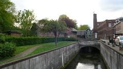 Une promenade le long du Robec (jeanlouisallix) Tags: rouen seine maritime haute normandie france rivière cours deau berge chemin randonnée promenade paysage landscape panorama