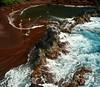 The best beach (@GilAegerter / klahini.com) Tags: hawaii maui beach sea ocean swimming beachgoers beautifulmaui nikon nikkor 28mmf28ais manualfocus manuallens travel tourism adventuretravel surf