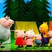 Peppa Pig's Adventure -Daddy Pig, Peppa Pig, Suzy Sheep, George Pig, Gerald Giraffe, Pedro Pony (c) Dan Tsantilis