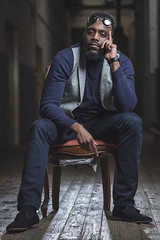 Phillip (MX Man) Tags: professional male model strong man godox d 600 360 b m fuji x t 2 50 140 f 28 strobist aston birmingham