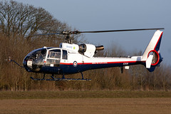 XZ939_WestlandGazelle_EmpireTestPilotsSchool_SPTA (Tony Osborne - Rotorfocus) Tags: westland gazelle empire test pilots school etps uk salisbury plain training area spta qinetiq 2008 aerospatiale sa342 helicopter