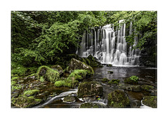 8471   Scale Haw Falls (foxxyg2) Tags: water waterfalls cascades le longexposure scalehaw hebden holebottom yorkshire northyorkshire thedales wharfedale yorkshiredales