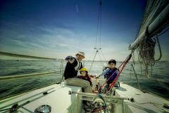 Sailing Tokyo Bay (/\ltus) Tags: sailing tokyobay japan 東京湾 日本 j24 sailboat historyredux