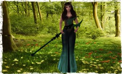 FF 2018 - Talevin's Design - Crown of the Woods & Emerald Staff 01 (Mondi Beaumont) Tags: jewelry circlet crown headdress celtic elven woodelf mage magic staff druid witch magician sorcerer sorceress sl secondlife fantasy faire fair 2018 ff relay for life relayforlife rfl cancer fightcancer support medieval elf elves ava avatar avatars fae faes pixie pixies drow merfolk merman mermaid creature creatures creator creators fairelands fairlanders enthusiasts performer clothes clothing cloths fashion furnitures garden deco decorations sim sims sponsors fundraise