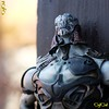 №535. Grim Spring of Planet CHe (OylOul) Tags: oyloul 16 action figure hottoys chitauri 2018 q2
