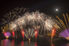 Malta International Festival 2018 Gran Finale. (Pittur001) Tags: malta international festival 2018 gran finale charlescachiaphotography charles cachia photography pyrotechnics pyrotechnic cannon 60d feasts feast fireworks flicker award amazing excellent europe night beautiful brilliant valletta maltese