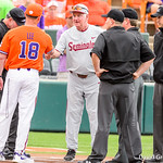Clemson vs Florida State - Game 1