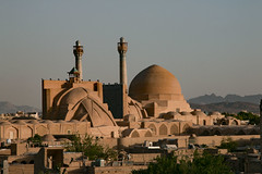 Jameh Mosque of Isfahan (Roelie Wilms) Tags: jamehmosque isfahan isfahān esfahan iran persia