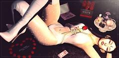 POST ★☆ 1K268 ★☆ (♕ Xaveco Mania - Jhess Yoshida ♕) Tags: cynful ricielli glitzz secondlifephotography secondlifeblog secondlife sexy nikotin girl irwaposes tresblah