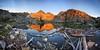 Deadhorse Lake Sunrise - Sierra (Bruce Lemons) Tags: sierranevada mountains backpacking hike hiking wilderness landscape california lake sunrise anseladamswilderness deadhorselake alpenglow starrminaret