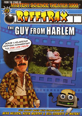 Rifftrax-Guy-from-Harlem (Count_Strad) Tags: movie dvd bluray rifftrax badmovie filmcrew horror action comedy drama blockbustervideo rules