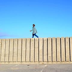 Walking (Alain Rempfer) Tags: streetphotography candidphotography candidportrait candidsnapshot emotion peopleinthestreet photoderue publicspace espacepublic scenederue scenedevie scenefromthestreet urban portraiture viequotidienne dailylife photographienonposée unposedphotography nikon nikond7000