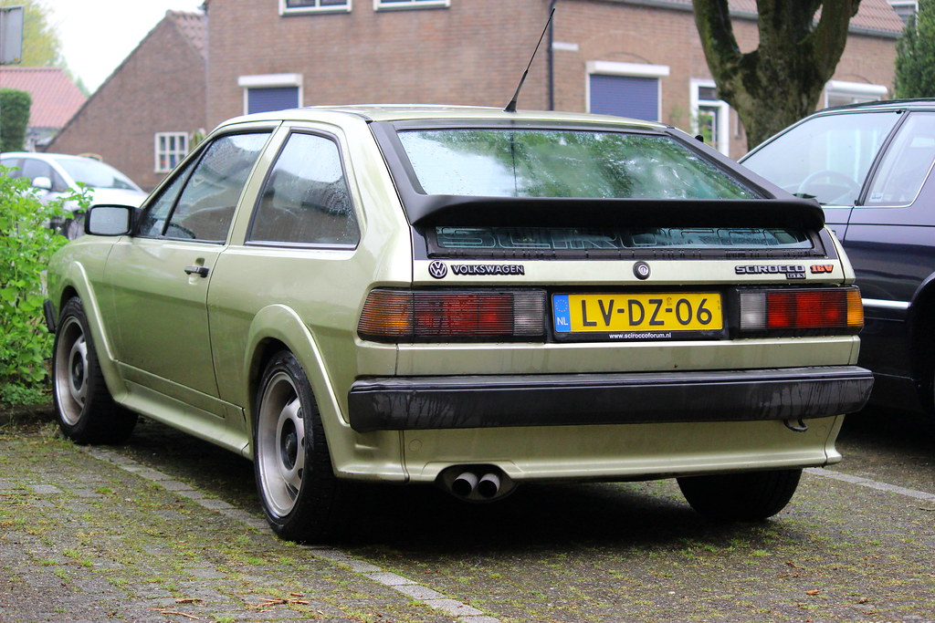 The World's most recently posted photos of 1985 and scirocco