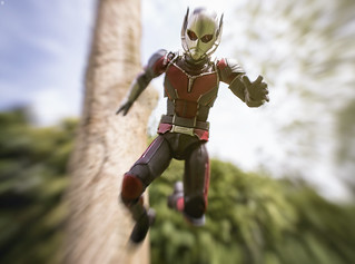 Ant-Man Leaps into Action