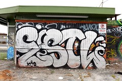 ESTL (STILSAYN) Tags: graffiti east bay area oakland california 2018
