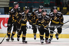 2010-02-17 AIK - Växjö SG8420 (fotograhn) Tags: ishockey hockey icehockey hockeyallsvenskan aik växjölakers sport sportsphotography canon mål goal jubel jublande glad glädje lycka happy happiness celebration celebrates stockholm sweden swe