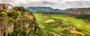 View from Ronda (Trevor Bowling) Tags: ronda spain vally view vista country hills cliffs pano panoramic panorama andalucia espana
