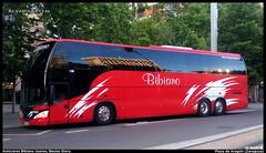 Glory de Bibiano (ArtzaiBus) Tags: beulas glory autobus autobús autocar coach bus buspotting bibiano zaragoza