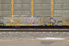 More Opt (Psychedelic Wardad) Tags: freight graffiti rh optoe opt rtd ya more