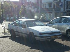 Nissan Silvia 1.8 Turbo Van 1987 (929V6) Tags: bx53dn s12 grijskenteken sidecode4