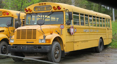 Former Wallkill Valley School Bus Services Inc. #118 (ThoseGuys119) Tags: firststudent schoolbus wallkill ny 118 thomas built 3700 wallkillvalleyschoolbusservicesinc