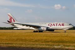 Qatar Airways Cargo | Airbus A330-243F | A7-AFZ | BUD/LHBP (Tushka154) Tags: hungary a330243f a7afz airbus ferihegy budapest a330 a330200 spotter qatar qatarairwayscargo lhbp lisztferencinternationalairport planespotter planespotting
