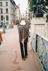 Passerelle du Collège. (brumpicts) Tags: photographiederue streetphotography photographieurbaine urbanphotography passerelleducollège brotteaux cordeliers 69002 lyon rhône auvergnerhônealpes france lyonurb brumpicts frédéricbrumby