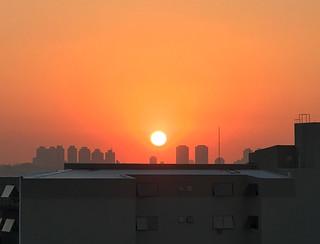 King Sun (at 5:29 PM), São Caetano do Sul, São Paulo, Brasil.