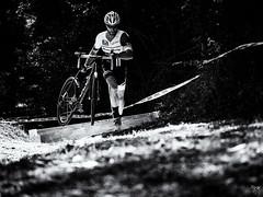 nswcx r1 (AlistairKiwi) Tags: cx round race cyclocross olympus omd sydney nsw australia bicycle bike sport 1 mwcc manly nswcx blackandwhite monochrome